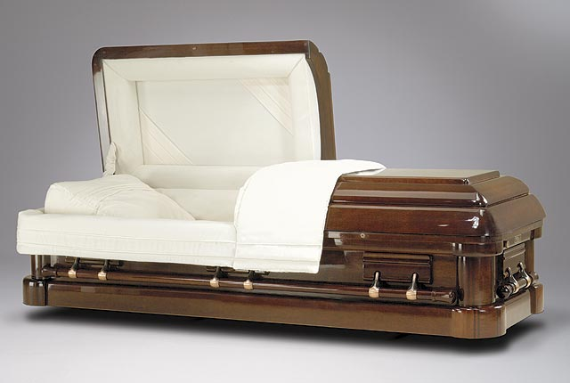 Victoriaville Brand Name Funeral Casket at Wholesale Prices